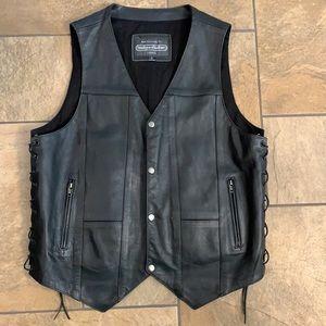 """Boutique of Leathers """"Gunslinger"""" vest"""